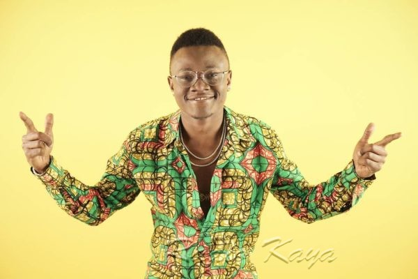 Msanii Mbosso kutoka Tanzani. Picha/ Kwa hisani
