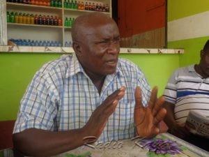 Aliyekuwa kiongozi wa chama cha TipTip Kalembe Ndile.