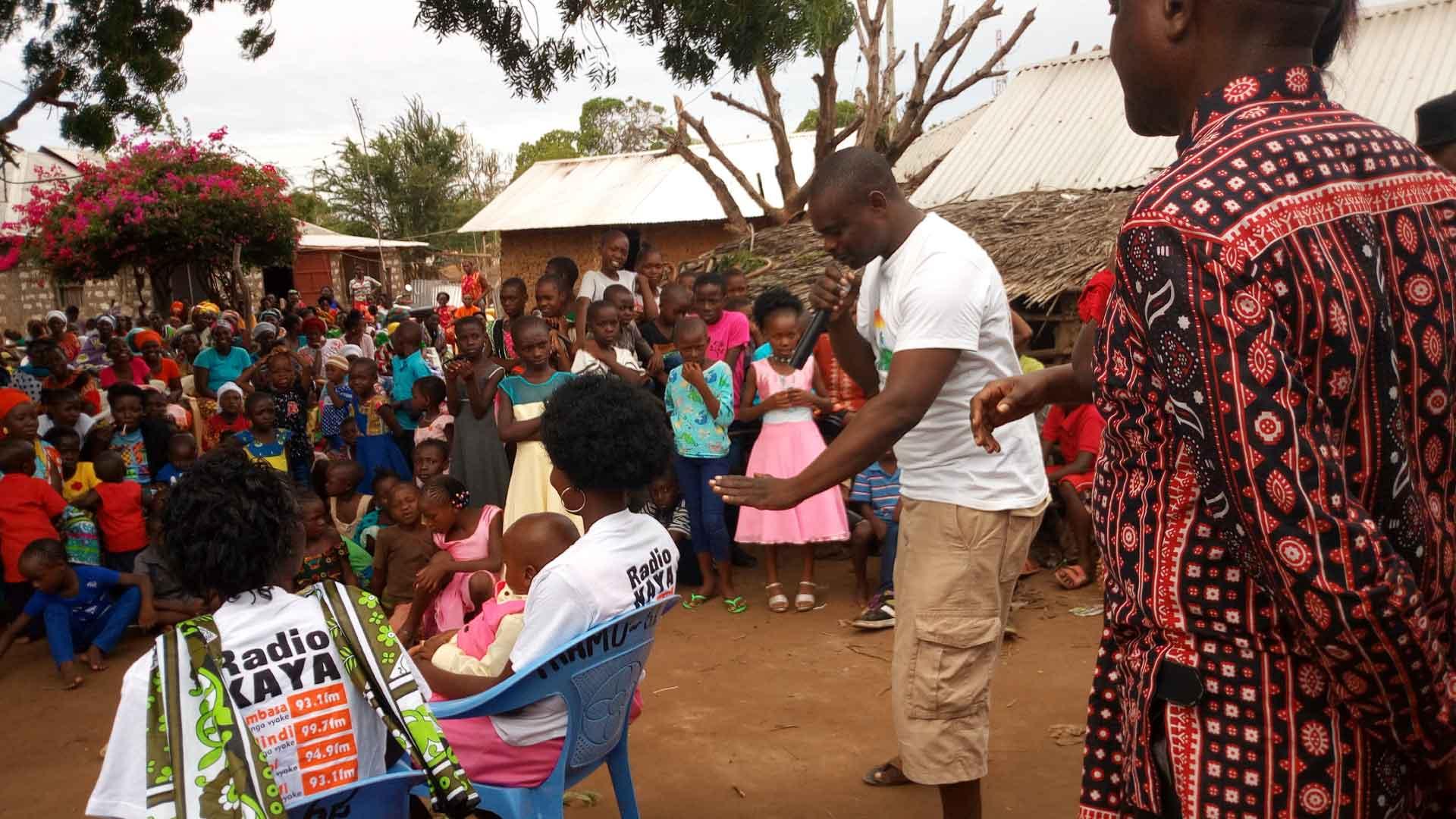BMU Initiative by Radio Kaya